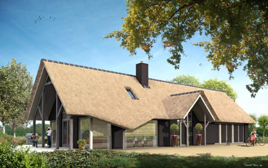 Kavel 2 – De schuurwoning | Hof van Deventer BV